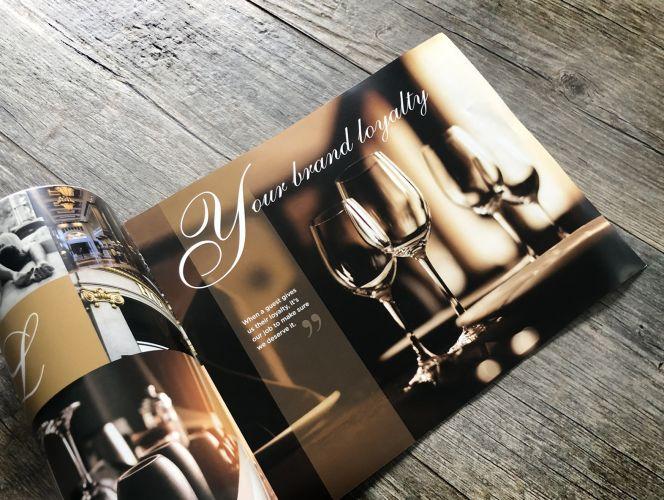 Wyndham Destinations hotel brochure